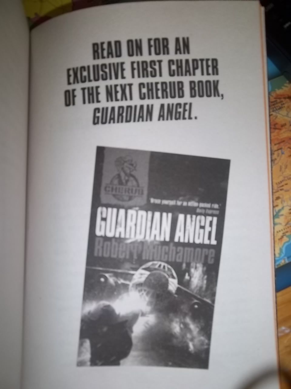 guardian angel robert muchamore pdf